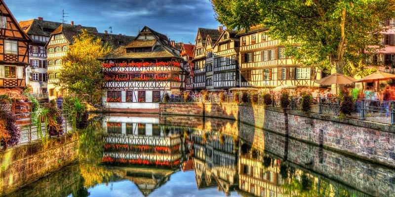 Bas-Rhin vakantie