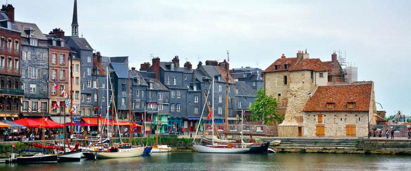 Calvados vakantie