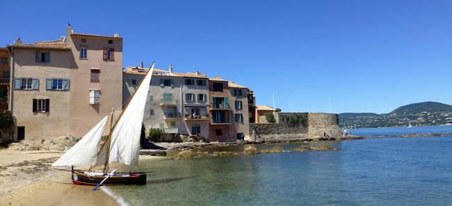 Côte d'Azur vakantie