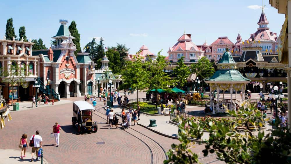 Disneyland Parijs heropening
