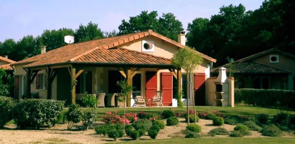 Luxe vakantiepark of resort in Frankrijk