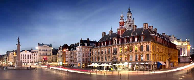 hoofdstad van Nord-Pas-de-Calais