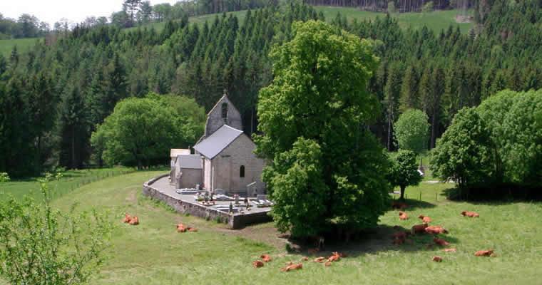 vakantie in de Limousin
