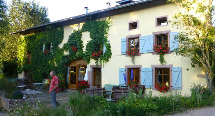 vakantie in Lotharingen
