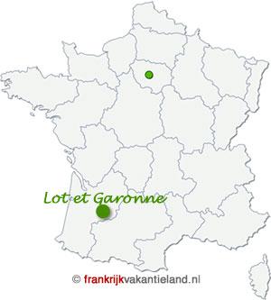 Tips voor de vakantie in Lot-et-Garonne