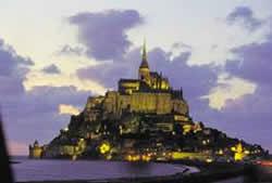 Romantiek bij de Mont Saint-Michel