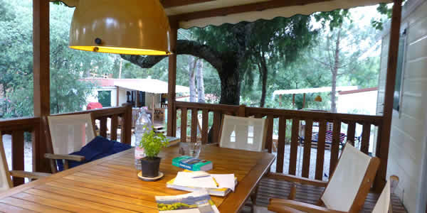 Aanbiedingen Luxe campings