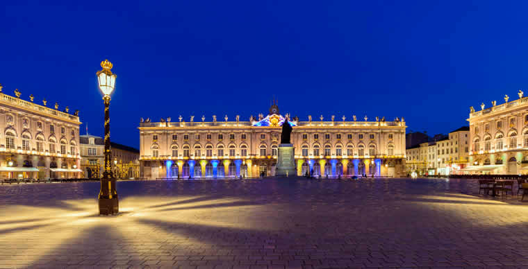 Overnachten in Frankrijk