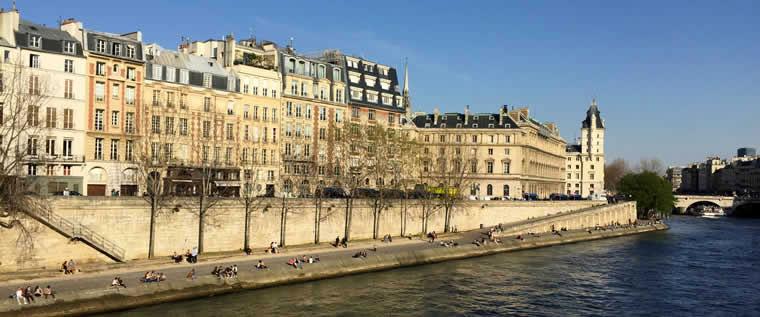 Parijs île de France vakantie