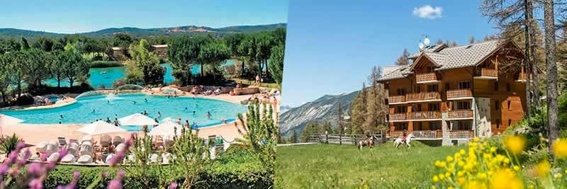 Beste vakantieparken in Frankrijk