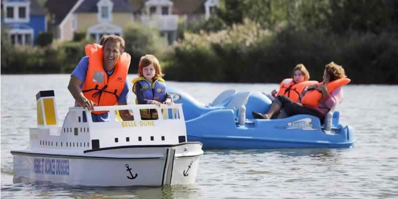 Kindvriendelijke vakantieparken in Frankrijk