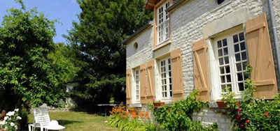 Vakantiehuis Champagne-Ardenne