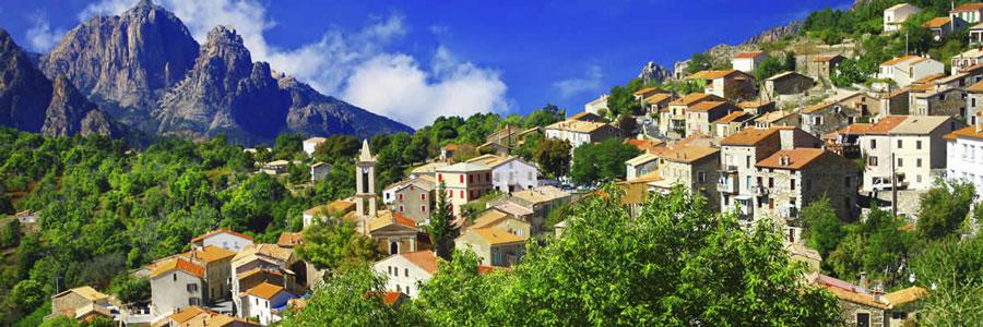 Vakantiehuis Corsica