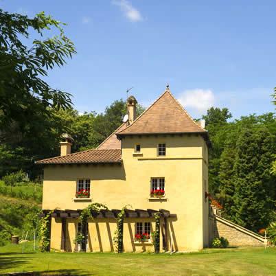 Vakantiehuis Dordogne