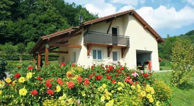 Vakantiehuis Franche-Comté Jura