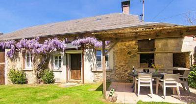 Vakantiehuis Limousin