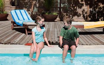 Vakantiehuis met privé zwembad Frankrijk