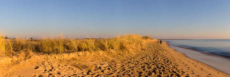 stranden voor een vakantie in de Vendée