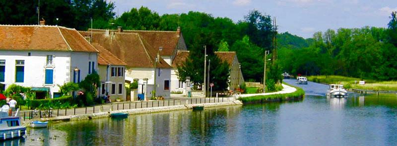 Yonne Vakantie