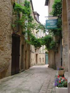Vakantie in Aquitaine