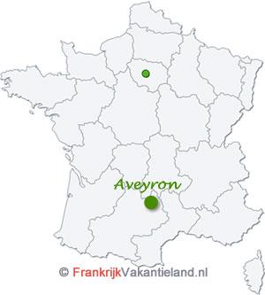 Vakantie Aveyron