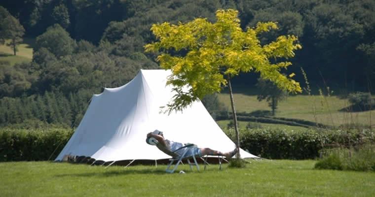 Camping Auvergne