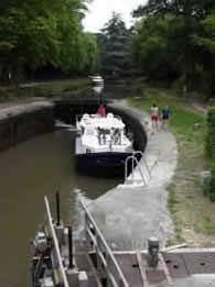 Canal du Midi vakantie