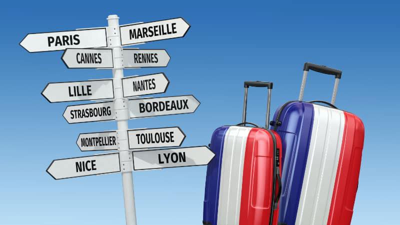 Coronamaatregelen en inreisvoorwaarden Frankrijk 2021