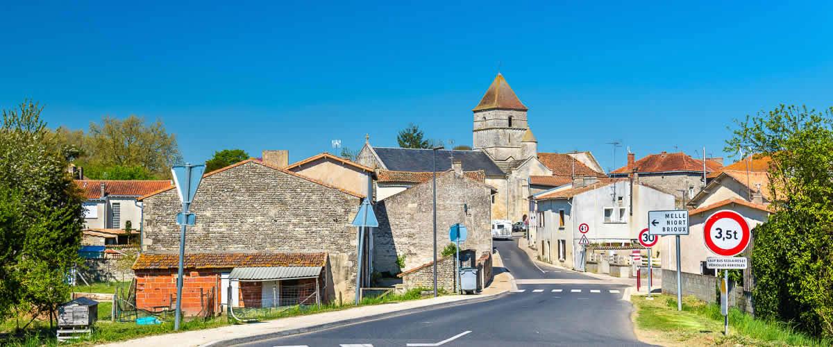 Vakantie in Deux-Sèvres