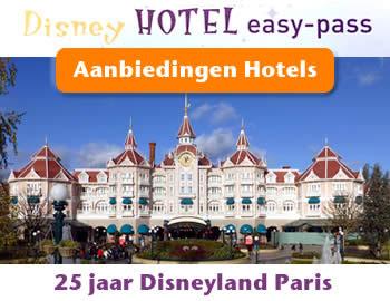 Goedkoop naar Disneyland Paris