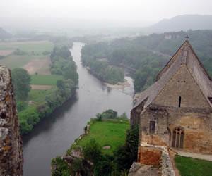 kleurrijke streken in de Périgord