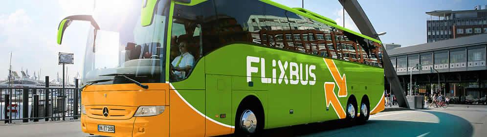 Goedkoop met de FLiXBUS naar Parijs