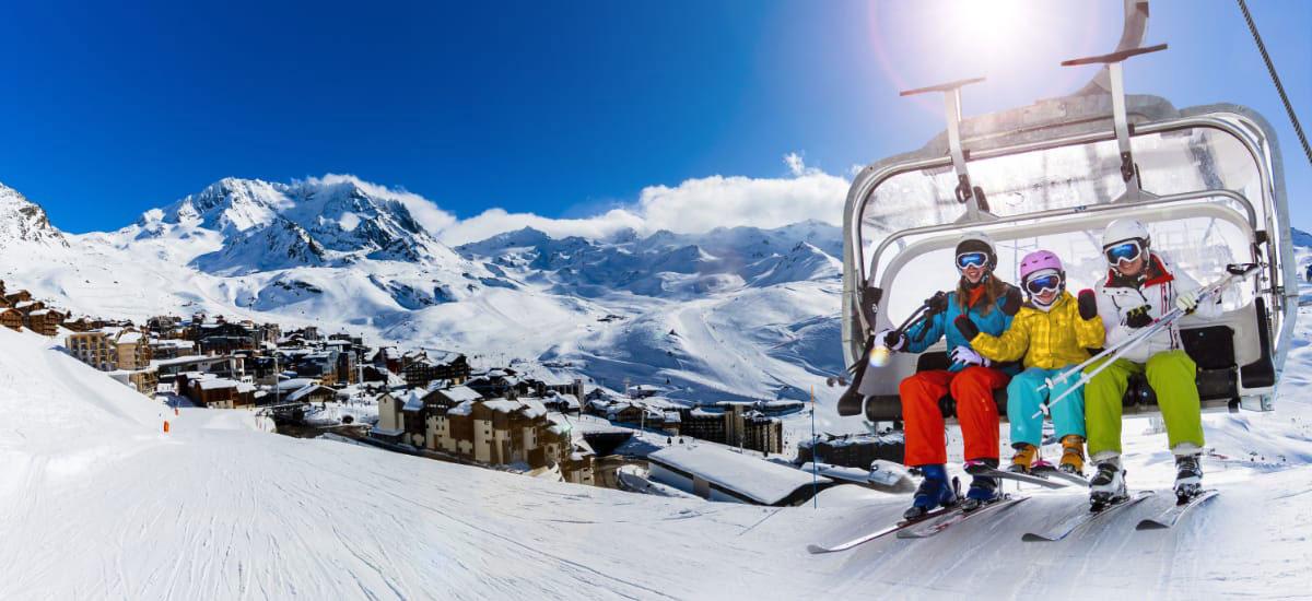 Last Minute Wintersport Frankrijk met skipas