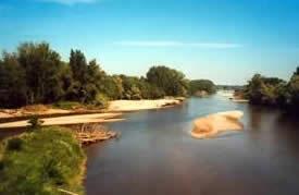 Molens langs de Allier: Moulins