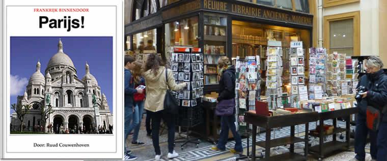 Goedkoop, handig E-book over Parijs