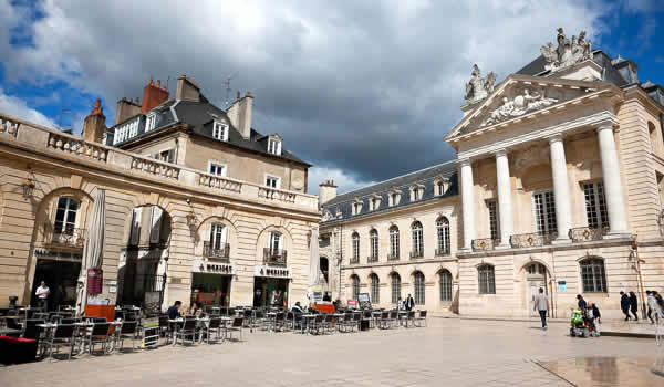 Hotels Dijon
