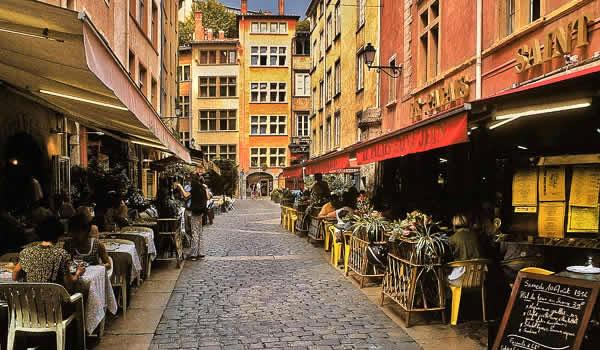 Hotels Lyon