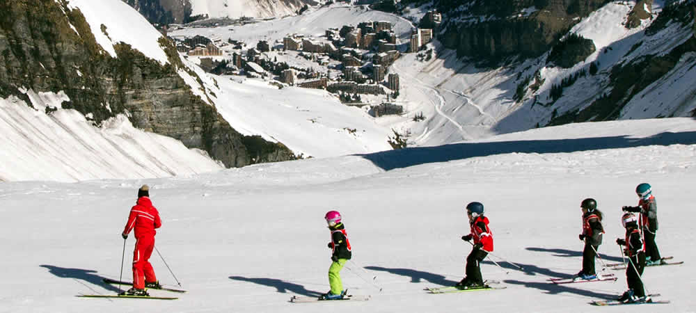 Skiën in Frankrijk