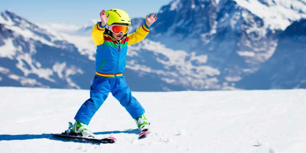 Skischool Frankrijk