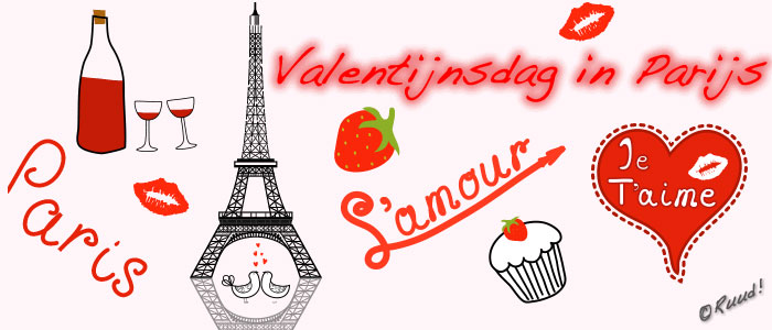 14 februari in Frankrijk