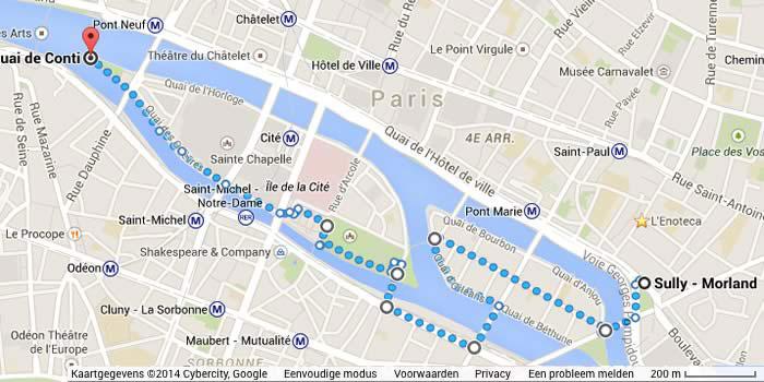 Valentijnsdag Parijs