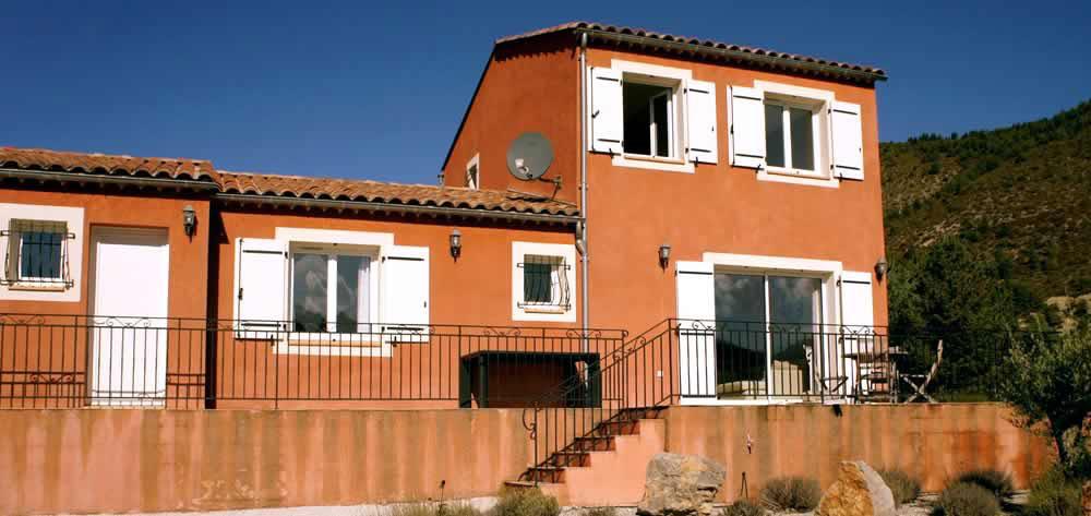 Villa du Verdon Vakantie