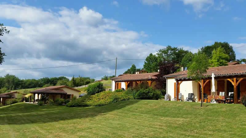 Village de Montmarsis France Comfort