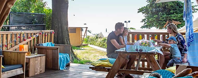 Luxe betaalbare campings in Frankrijk