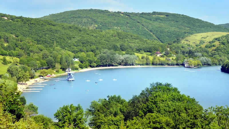 5 populaire campings