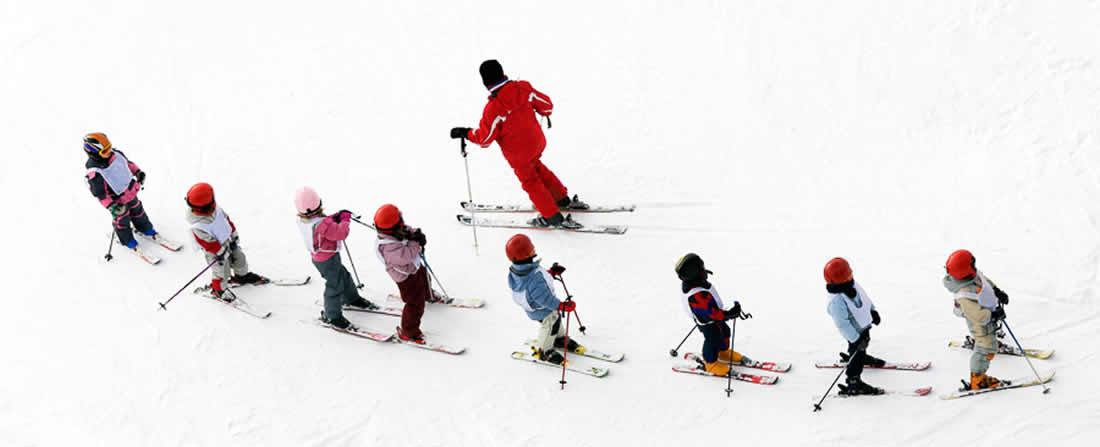 Familievriendelijke wintersport Frankrijk