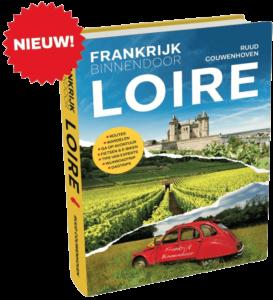 Boek over de Loire Frankrijk
