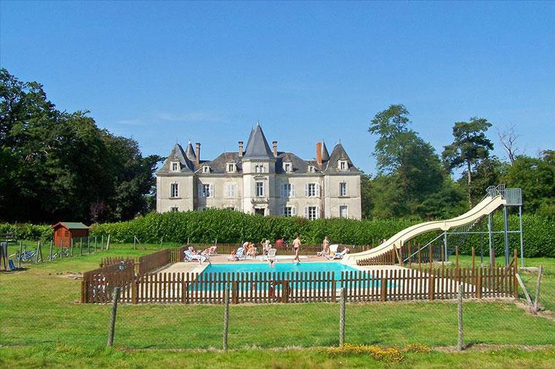 Camping in de Loire regio