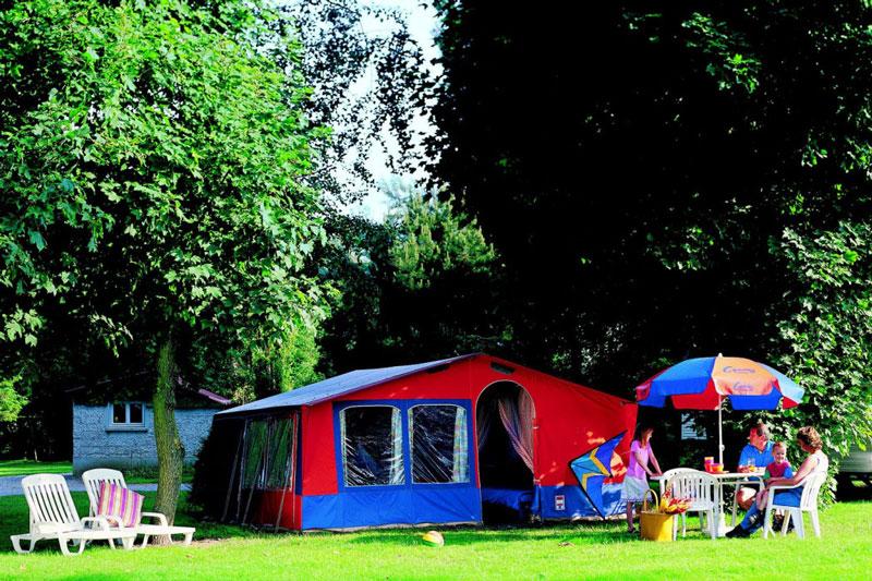 Camping Picardië