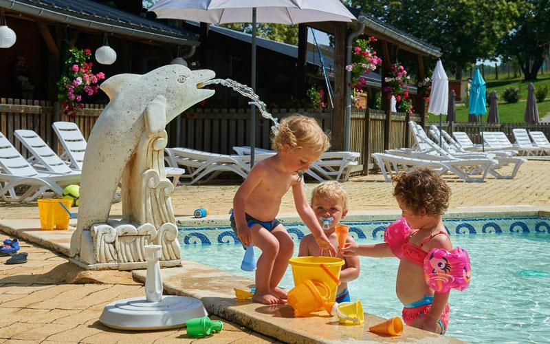 vakantieparken France Comfort kindvriendelijk